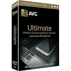 AVG Ultimate Unlimited