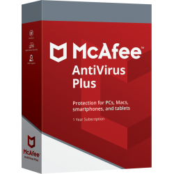 McAfee AntiVirus Plus 2016