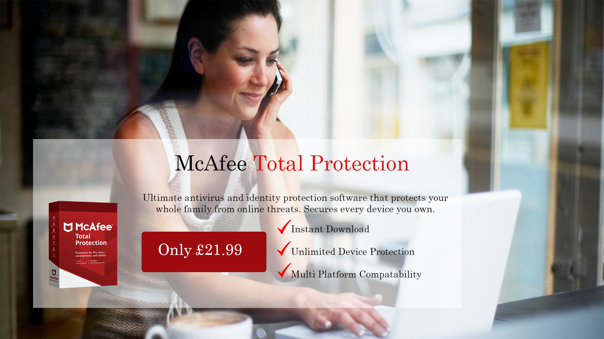 Computer Builders   McAfee Total Protection
